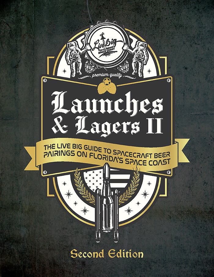 Launches and Lagers second edition is now crafted and ready to enjoy